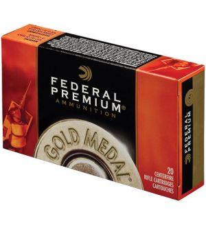Federal GOLD MEDAL 338LAP 250GR MATCHKING BTHP 20/