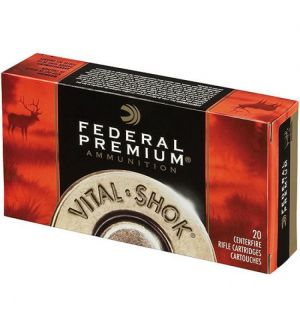 Federal VITAL-SHOK 7MMREM 150GR GAMEKING BTSP 20/