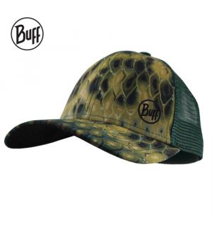Buff USA Fishing 10-4 DeYoung Snapback Cap- Bass Flank