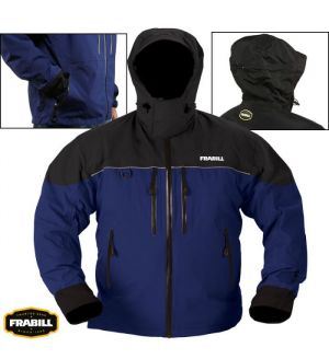 Frabill F3 Gale Jacket (S)- Blue