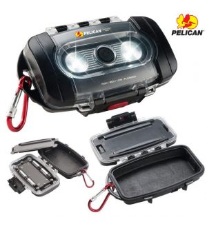 Pelican ProGear 9000 Light-Case- Black