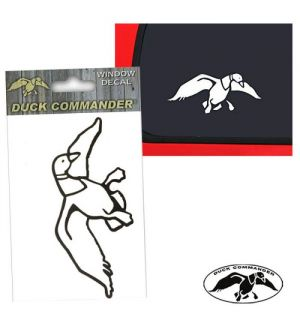 "Duck Commander Duck 6""x3"" Decal"