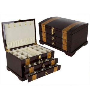 Sayre & Co. Plantation Jewelry Box