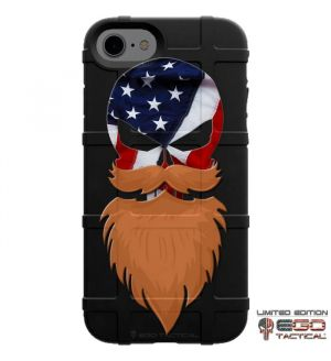 Waving_USA_Flag_Bearded_Punisher_Father_s_Day_2020_Special_Edition_Phone_Case