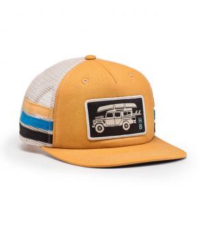 PILGRIMAGE TRUCKER HAT