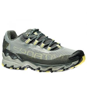 LA_SPORTIVA_Womens_Wildcat_Gray_and_Butter_Running_Shoes