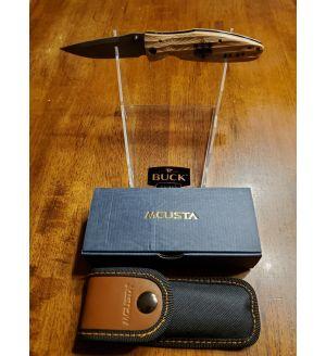 Mcusta MCU182D Linerlock