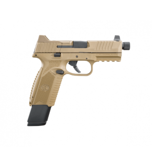 FN 509 TACTICAL 4.5″ 9MM 24RD FDE