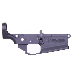 NLX308 Ambidextrous AR10 Lower Receiver