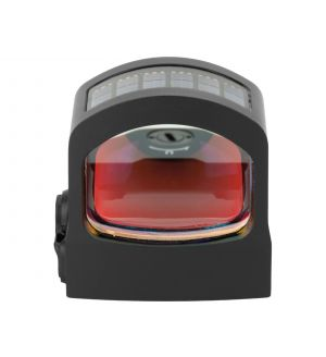 Holosun HS507C-X2 Reflex Sight 1x Selectable Red Reticle Solar/Battery Powered Matte