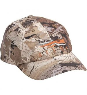 SITKA Gear Men's Sitka Quick-Dry Water-Resistant Stretchy Hunting Ball Cap, Optifade Waterfowl Marsh