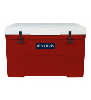 Red and White Ice Chest 75L