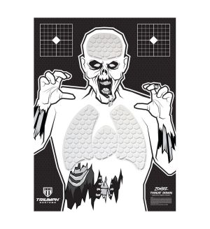 Triumph Systems Threat Down Bleeding Zombie Targets
