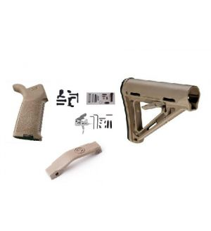 James Madison Tactical Drop in Trigger with Magpul Lower Upgrade Kit FDE