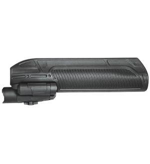 Adaptive Tactical, EX Performance Tactical Light and Forend, Black, Moss 500/590 & 88 12 Gauge, 300-Lumen Beam