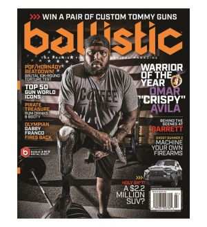 Ballistic Magazine Subscription