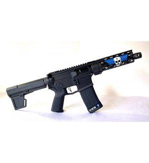 Custom AR 9MM Pistol – (520)