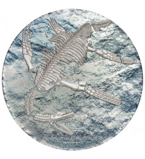 Mongolia - Prehistoric Beasts 2020 - Plesiosauria