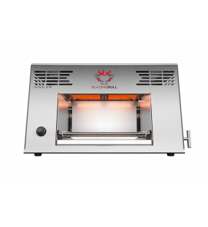 Blazing Bull Portable Infrared Grill