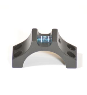 Lucid Optics Bubble Level 30mm Mount Ring Top