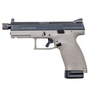 P-10 CMPT 9MM BL/GREY 10+1 TB