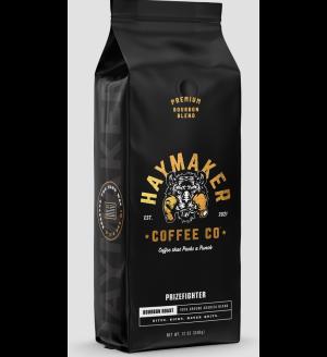 Haymaker Coffee Prizefighter Bourbon Roast