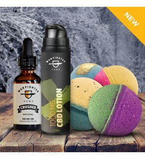 Warfighter Hemp Holiday Calm Bundle