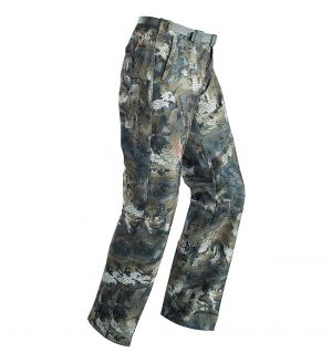 Sitka Grinder Pants, Optifade Timber, 34 Regular
