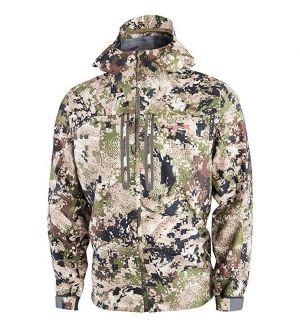 Sitka Stormfront Men's Jacket,Optifade Subalpine, M (50218-SA-M)