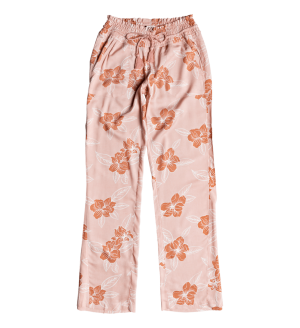 OCEANSIDE PANT PRINTED - Silver pink Philly / X-Small