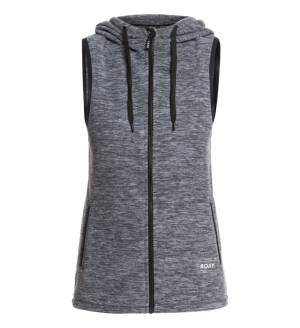 ELECTRIC FEELING VEST - Anthracite / Small