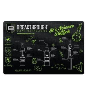 Breakthough Clean Technologies Rubber Gun Mat - Pistol