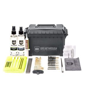 Breakthough Clean Technologies Ammo Can Universal Cleaning Kit (22cal - 12ga)