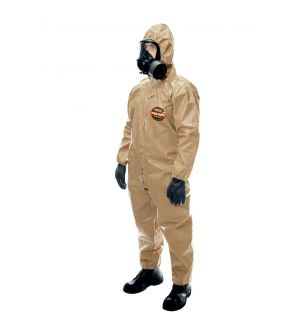 MIRA Safety HAZ-Suit Protective CBRN HAZMAT Suit-XS