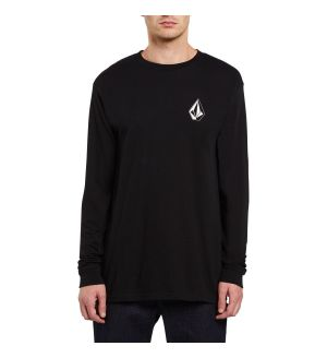 DEADLY STONES L/S TEE - BLACK / Small