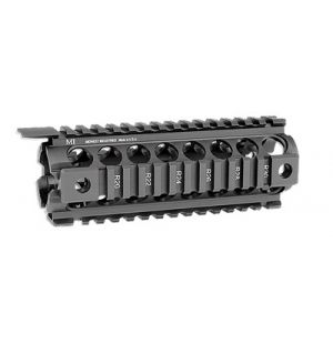Midwest Industries, Gen2 Two Piece Drop-In Handguard, Carbine Length
