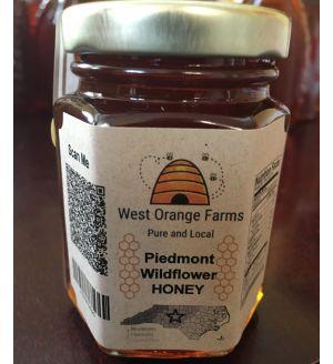 West Orange Farms Spring Harvested Piedmont Wildflower Honey