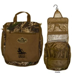 Delta Waterfowl Travel Bag/Shave Kit