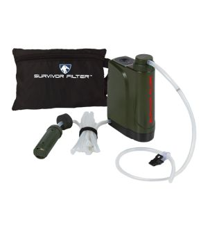SURVIVOR FILTER™ PRO X Electric Water Filter