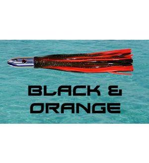 Smoker Black Orange