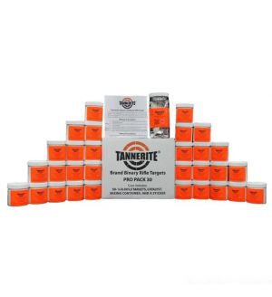 Tannerite Binary Exploding Targets 1/4 lb 30 Count Pro Pack