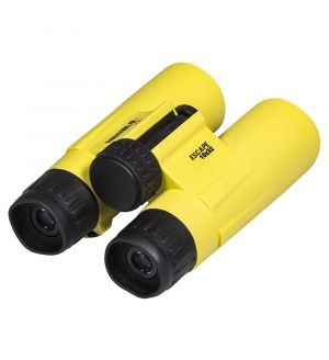 12 Survivors Escape 10x32 Binocular-Yellow