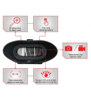 X-Vision Optics Hands Free Deluxe X-Vision Digital Night Vision