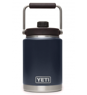 YETI Rambler Half Gallon Jug, Vacuum Insulated - Navy