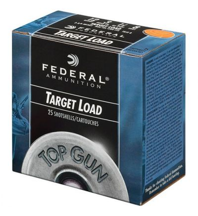 Federal TOP GUN SUBSONIC 12GA 2.75 1-1/8OZ #7.5
