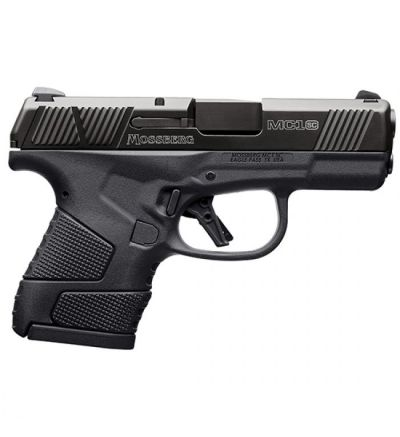 Mossberg MC1 9MM 3.4 MANUAL SAFETY 6&7 RND