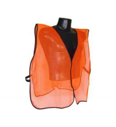 Radians ORANGE SAFETY VEST ONE SIZE FITS ALL