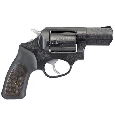 Talo SP101 CLASSIC 357MAG 2.25 BLUED ENGRAVED