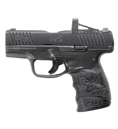 Walther Arms PPS M2 9MM RMSc SHIELD OPTIC CO WITNESS