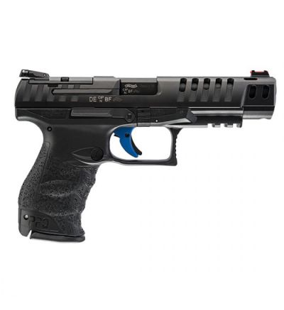 Walther Arms PPQ M2 Q5 MATCH 9MM 3 10RD